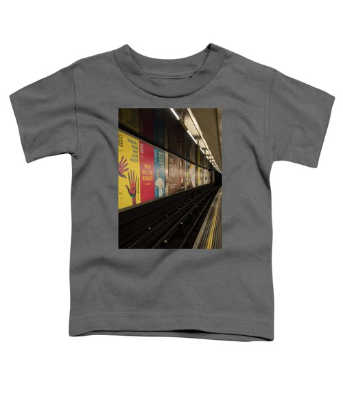 Ads Underground Toddler T-Shirt