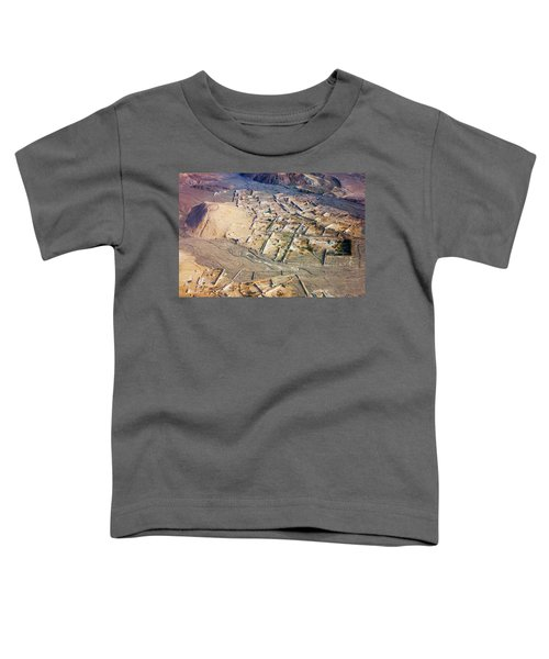Afghan River Village Toddler T-Shirt