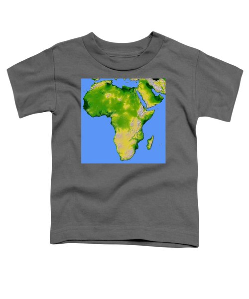 Africa Toddler T-Shirt