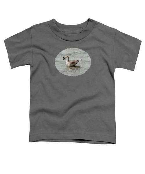 African Brown Goose Toddler T-Shirt