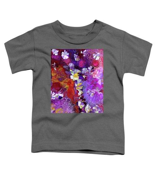 African Violet Awake #5 Toddler T-Shirt