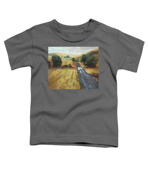 After The Harvest Rain Toddler T-Shirt