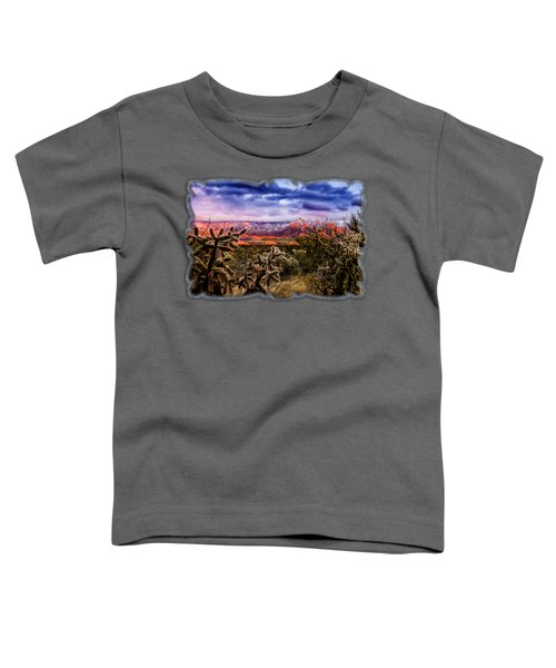 After The Storm No58 Toddler T-Shirt