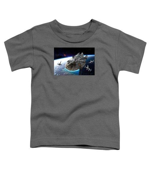 Afterburn Toddler T-Shirt