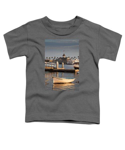 Afternoon Light Balboa Island Toddler T-Shirt
