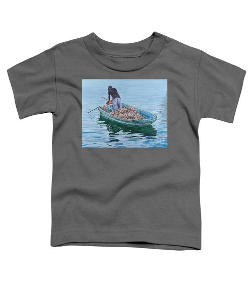 Afternoon Repose Toddler T-Shirt