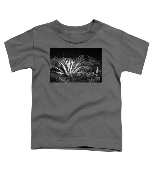Agave And Moonrise Toddler T-Shirt