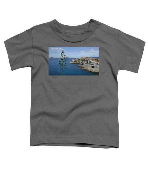 Agave At Corniche Toddler T-Shirt