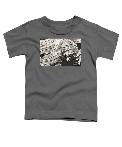 Toddler T-Shirt featuring the photograph Aging Of Time by Yulia Kazansky