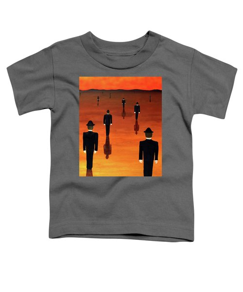 Agents Orange Toddler T-Shirt