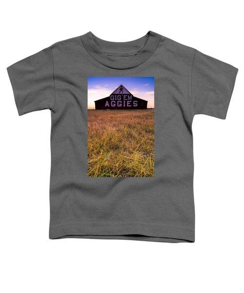 Aggie Land Toddler T-Shirt
