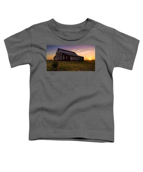Aggie Sunset Toddler T-Shirt