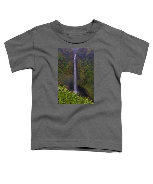 Akaka Falls Toddler T-Shirt