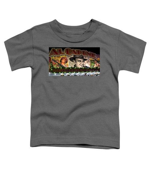 Al Capone On Funfair Toddler T-Shirt