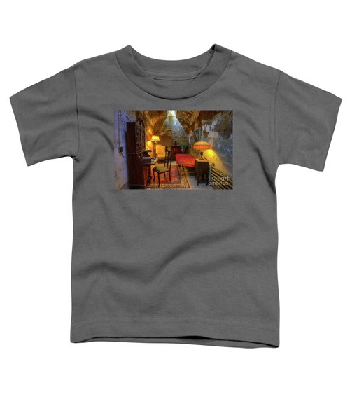 Al Capones Jail Cell Toddler T-Shirt