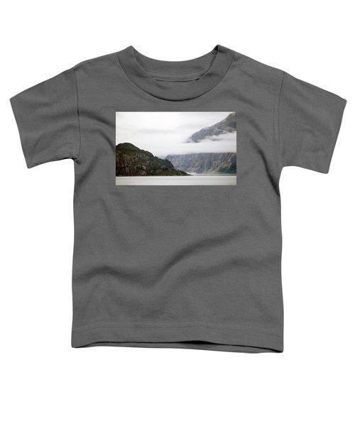 Alaskan Coast  Toddler T-Shirt