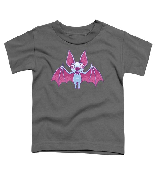 Albino Vampire Bat Toddler T-Shirt