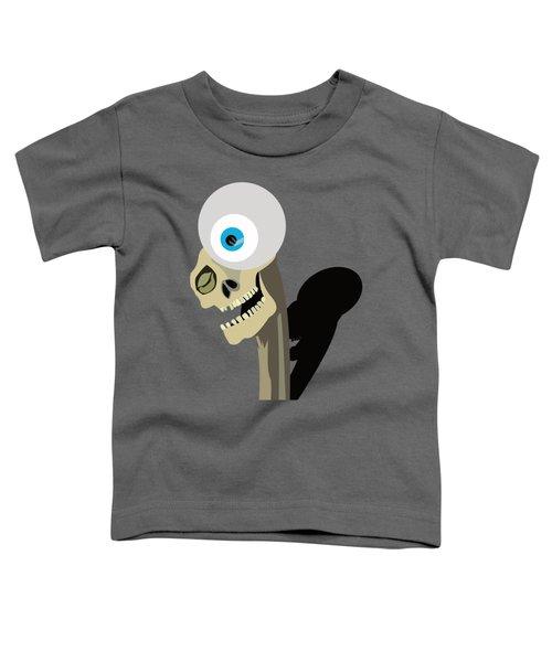Alfred Kubin Toddler T-Shirt by Michael Jordan