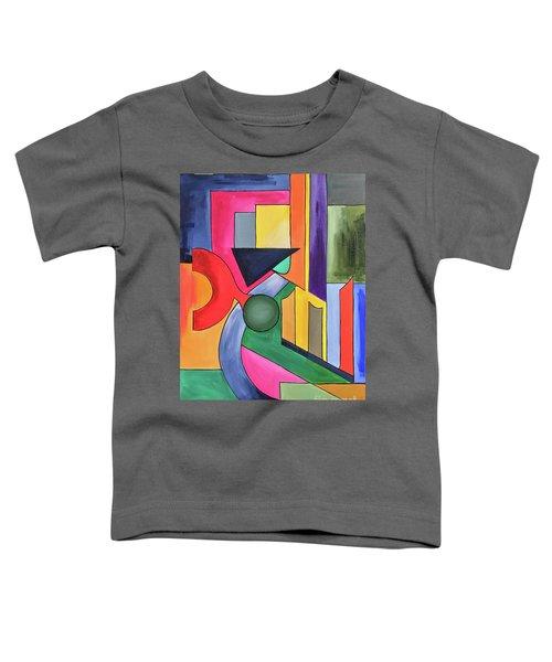 Alhamdu-lillah-3 Toddler T-Shirt