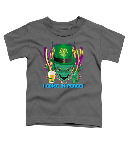 Alien Party 2 All Products Toddler T-Shirt