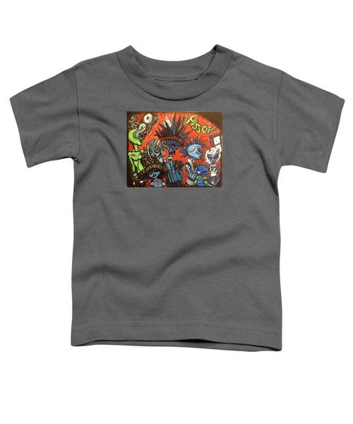 Aliens With Nefarious Intent Toddler T-Shirt