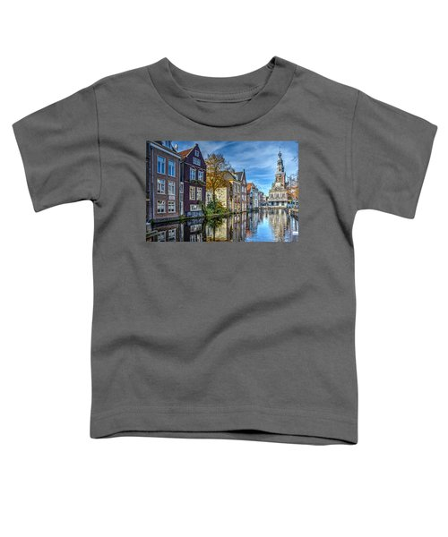 Alkmaar From The Bridge Toddler T-Shirt