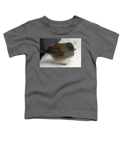 All Puffed Up Toddler T-Shirt