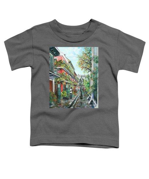 Alley Jazz Toddler T-Shirt