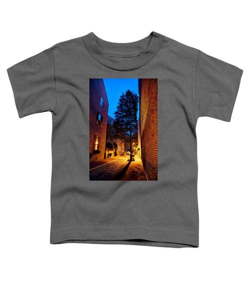 Alleyway Toddler T-Shirt