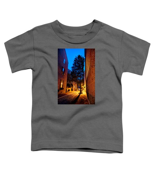 Alleyway Toddler T-Shirt