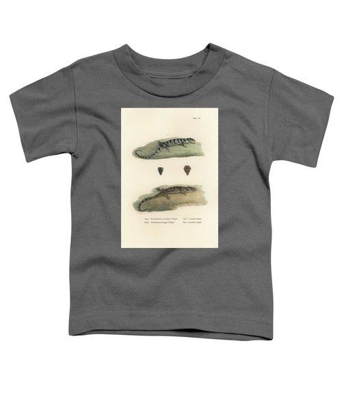 Alligator Lizards Toddler T-Shirt
