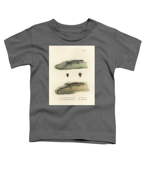 Alligator Lizards Toddler T-Shirt