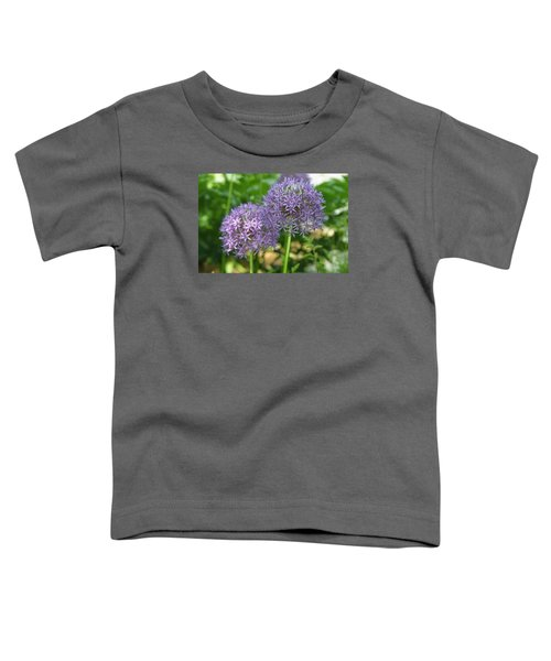 Allium Toddler T-Shirt