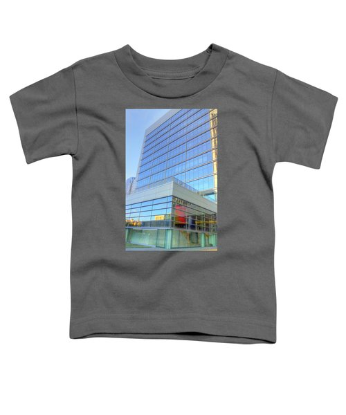 Almost Invisible La Toddler T-Shirt