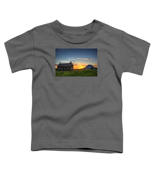 Almost Sunrise Toddler T-Shirt