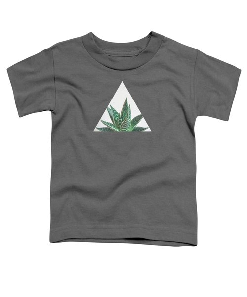 Aloe Tiki Toddler T-Shirt
