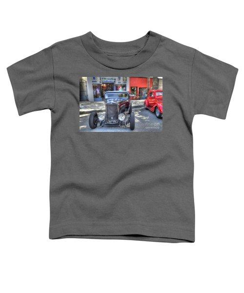 Aloha Cars And Pinups Toddler T-Shirt