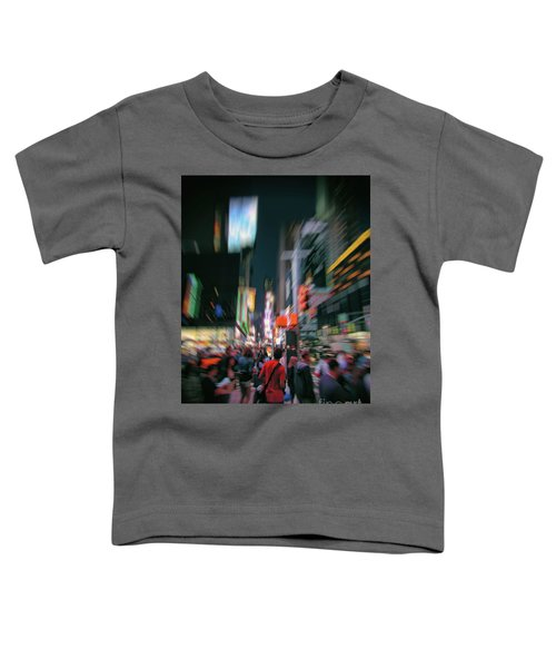 Alone In New York City 1 Toddler T-Shirt