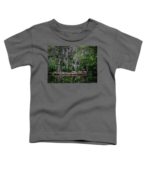 Along The Bank Toddler T-Shirt