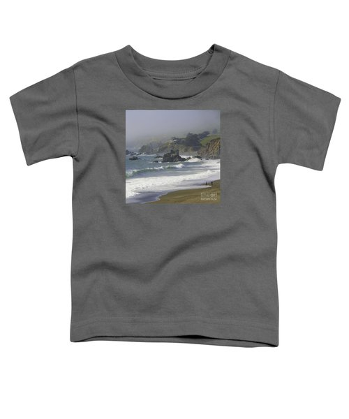 Along The Pacific #2 Toddler T-Shirt