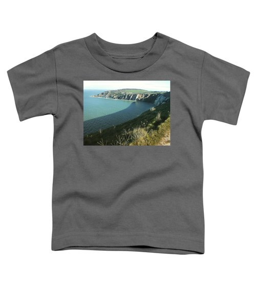 Alum Bay, Isle Of Wight Toddler T-Shirt