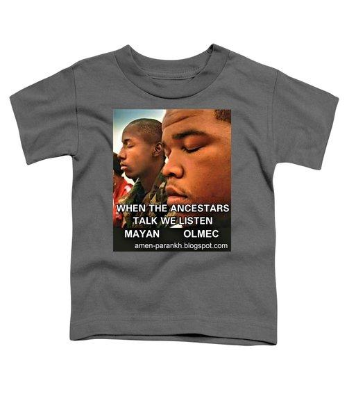 American Ancestars Toddler T-Shirt