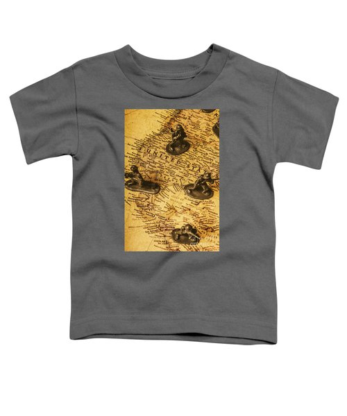 American Army  Toddler T-Shirt