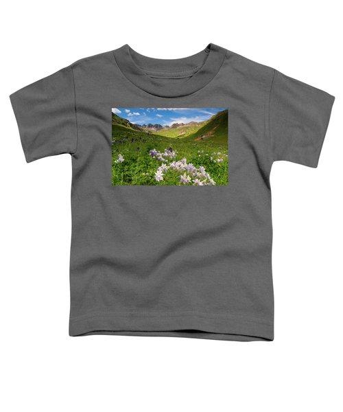 American Basin Toddler T-Shirt