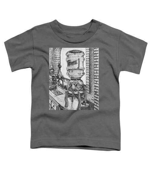 American Champagne Toddler T-Shirt