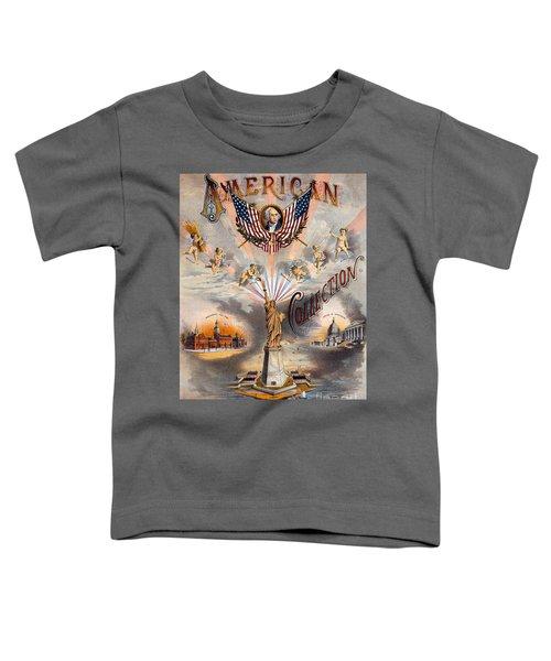 American Toddler T-Shirt