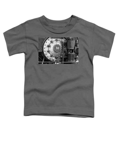 American Locomotive Company #30 Toddler T-Shirt