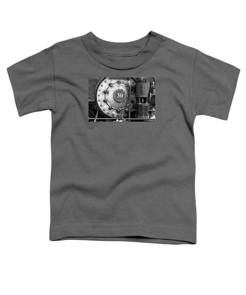 American Locomotive Company #30 Toddler T-Shirt