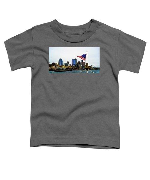 American Seattle Ic Toddler T-Shirt