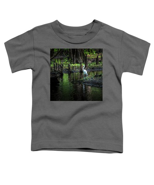 Amidst The Knees Toddler T-Shirt